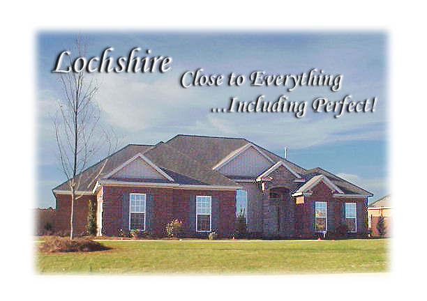 Welcome to Lochshire Call 334-323-1124 for your private showing
