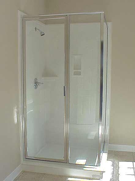 Pre Made Glass Block Windows For Window In Bathtub Shower